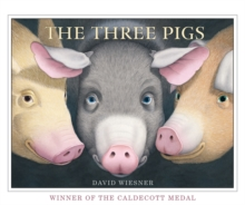 The Three Pigs, Paperback Book