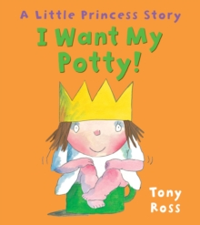 I Want My Potty!, Paperback Book