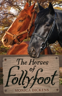 The Horses of Follyfoot, Paperback Book