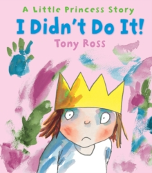I Didn't Do It!, Hardback Book