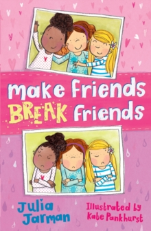 Make Friends Break Friends, Paperback Book