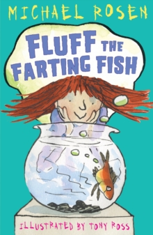 Fluff the Farting Fish, Paperback Book