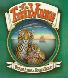 The Tyger Voyage, Paperback / softback Book
