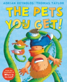 The Pets You Get!, EPUB eBook