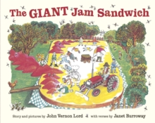 The Giant Jam Sandwich, Paperback / softback Book