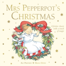 Mrs Pepperpot's Christmas, Paperback / softback Book