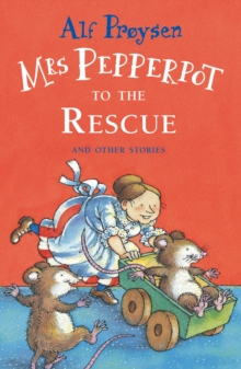 Mrs Pepperpot to the Rescue, Paperback Book