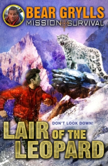 Mission Survival 8: Lair of the Leopard, Paperback / softback Book