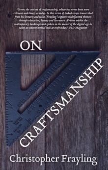 On Craftsmanship: towards a new Bauhaus, EPUB eBook