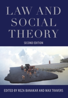 Law and Social Theory, Paperback Book
