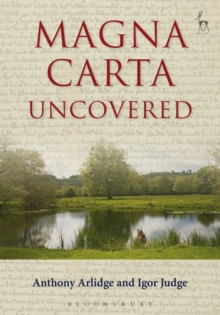 Magna Carta Uncovered, Hardback Book