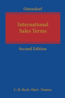 International Sales Terms, Hardback Book