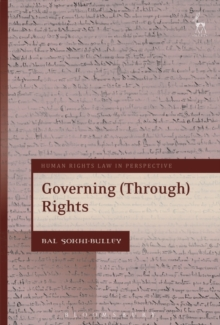 Governing Through Rights, Hardback Book