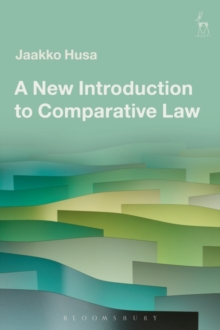 A New Introduction to Comparative Law, Paperback / softback Book