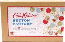 Cath Kidston Button Factory, Kit Book