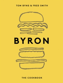 Byron: The Cookbook, Hardback Book