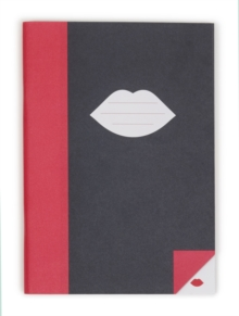 Lulu Guinness: A5 Customisable Notebook, Notebook / blank book Book