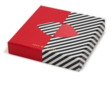 Lulu Guinness: A5 Customisable Notebook, Other printed item Book