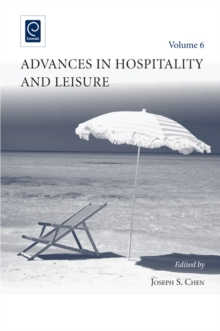 Advances in Hospitality and Leisure, Hardback Book