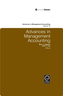 Advances in Management Accounting, PDF eBook