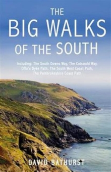 The Big Walks of the South, Paperback Book