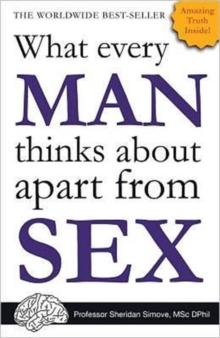 What Every Man Thinks About Apart from Sex...  *BLANK BOOK*, Paperback Book