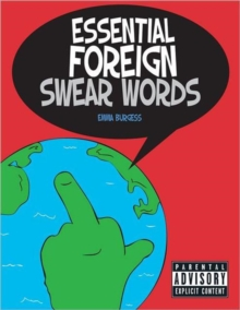 Essential Foreign Swear Words, Paperback / softback Book