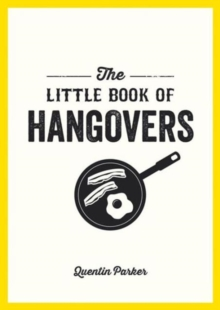 The Little Book of Hangovers, Paperback Book