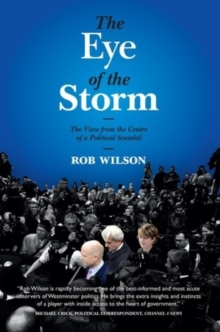 In The Eye Of The Storm, Hardback Book