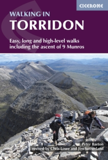 Walking in Torridon : Easy, long and high-level walks including the ascent of 9 Munros, EPUB eBook
