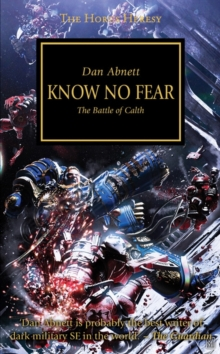 Horus Heresy: Know No Fear, Paperback / softback Book