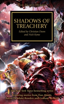 Shadows of Treachery, Paperback Book