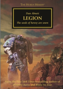 Legion, Paperback / softback Book