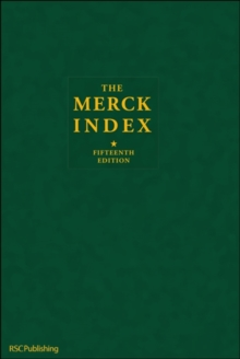 The Merck Index : An Encyclopedia of Chemicals, Drugs, and Biologicals, Hardback Book