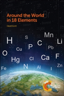 Around the World in 18 Elements, Paperback / softback Book