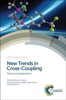 New Trends in Cross-Coupling : Theory and Applications, Hardback Book