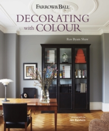 Farrow & Ball Decorating with Colour, Hardback Book