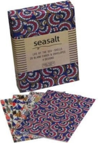 Seasalt: Life by the Sea Shells Classic Notecards, General merchandise Book