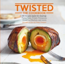Twisted: The Cookbook, Hardback Book