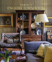 Perfect English Townhouse, Hardback Book