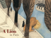 Lion in Paris, Hardback Book