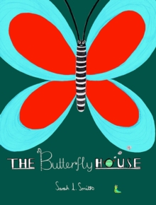 Butterfly House, Hardback Book