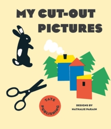 My Cut-Out Pictures, Paperback / softback Book