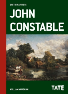 John Constable : British Artists Series, Hardback Book
