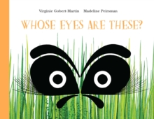 Whose Eyes are These?, Hardback Book