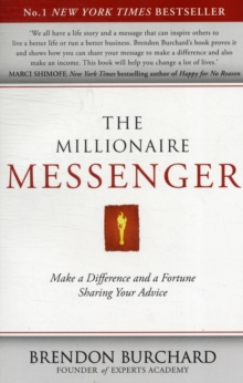 The Millionaire Messenger, Paperback Book