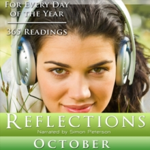Reflections : October, eAudiobook MP3 eaudioBook