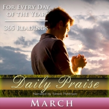 Daily Praise : March, eAudiobook MP3 eaudioBook