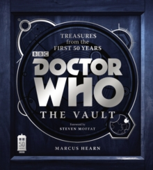 Doctor Who: The Vault, Hardback Book
