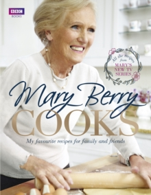 Mary Berry Cooks, Hardback Book